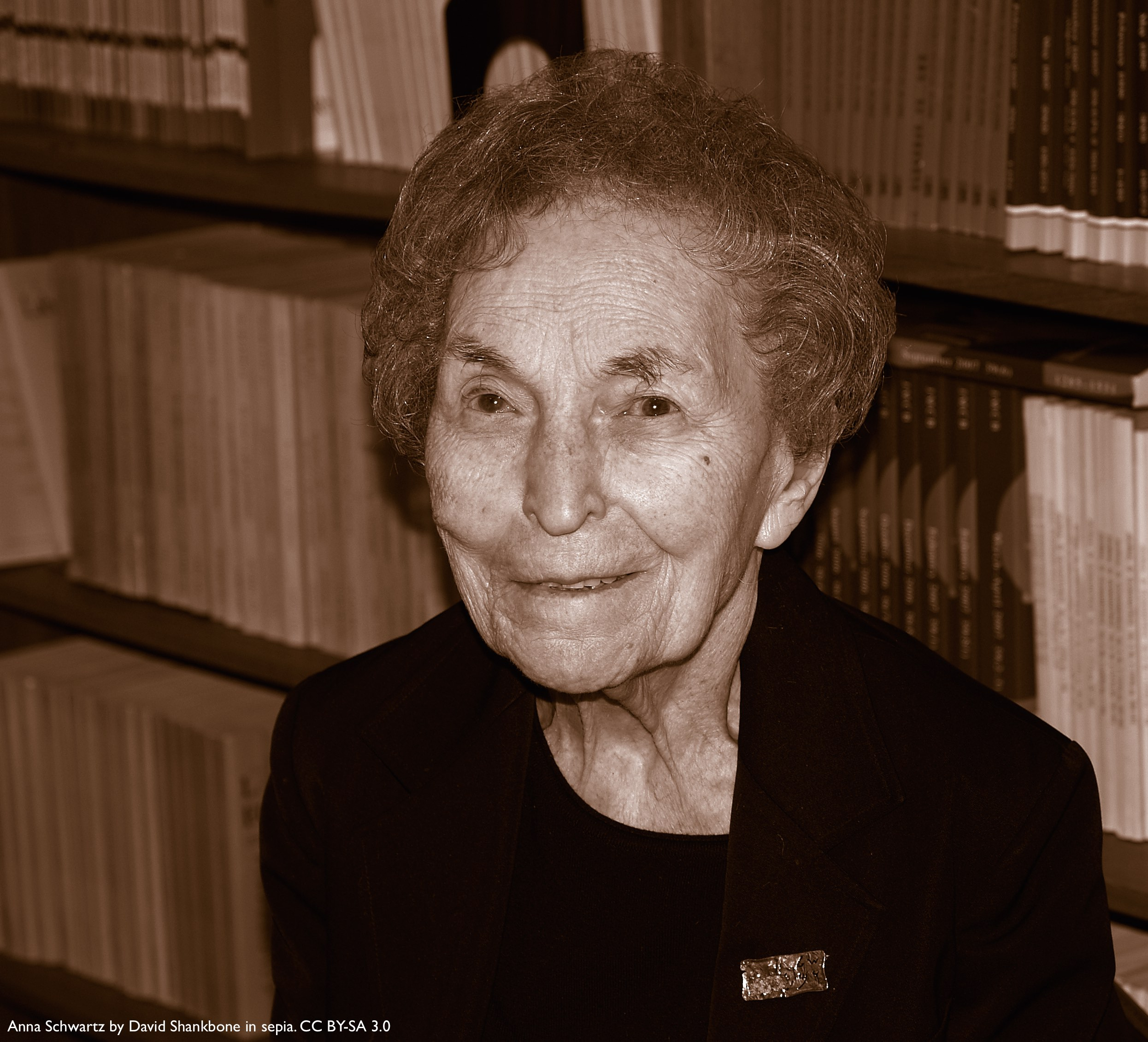 nna Schwartz, memoriam, birthday, economist, monetary