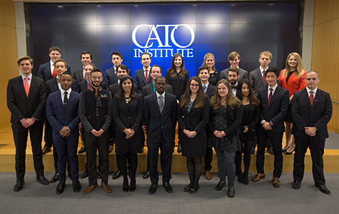 Cato Interns