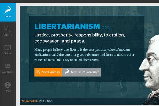 Libertarianism.org