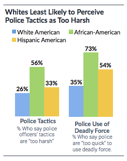 african americans attitudes towards police 47 police perceptions of the public's attitude toward the police  against african americans and other minorities than  the abuse of police authority.