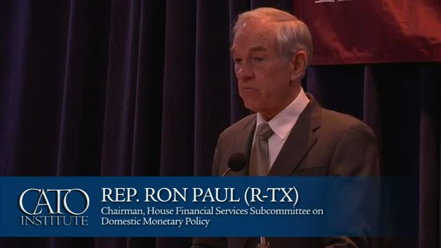 Ron paul essay the coming world central bank