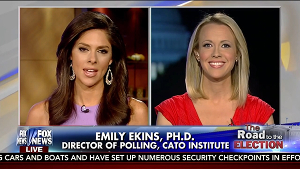 Emily Ekins discusses important states in the 2016