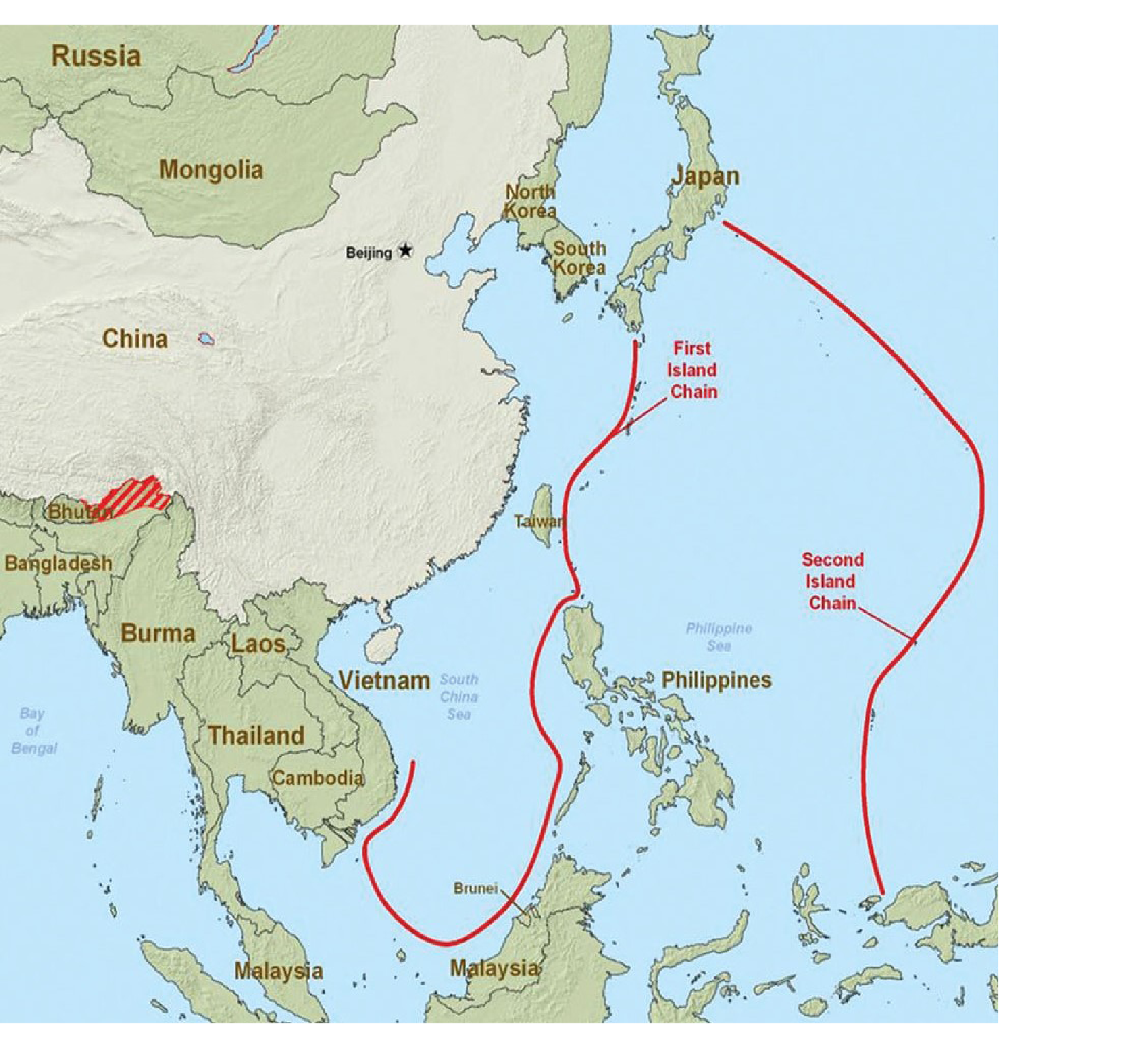 A Balanced Threat essment of China's South China Sea Policy ... on