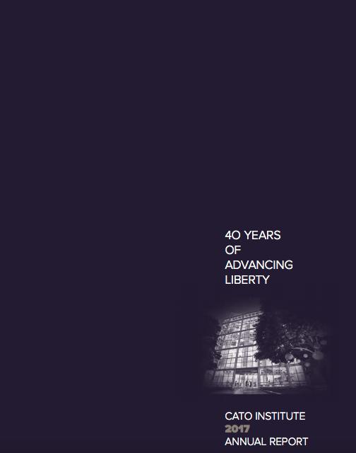 Cato Annual Report