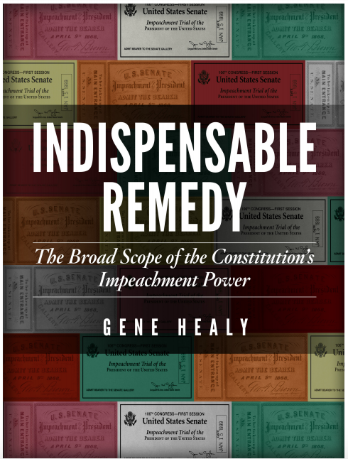 Evidence Bears Out Congressional Intent >> Indispensable Remedy The Broad Scope Of The Constitution S