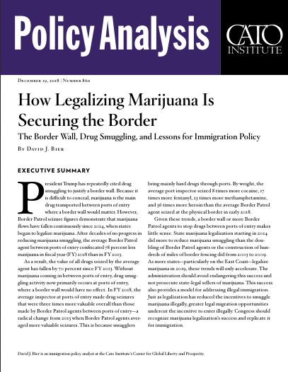 why shouldnt marijuanas be legalized