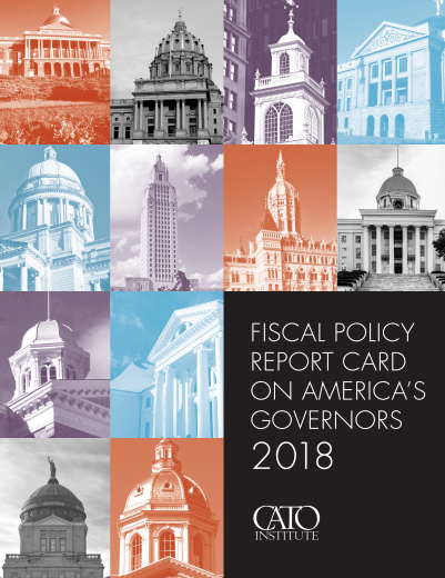 Fiscal Policy Report Card on America's Governors 2018 | Cato Institute