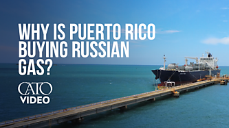 Why Is Puerto Rico Buying Russian Gas?