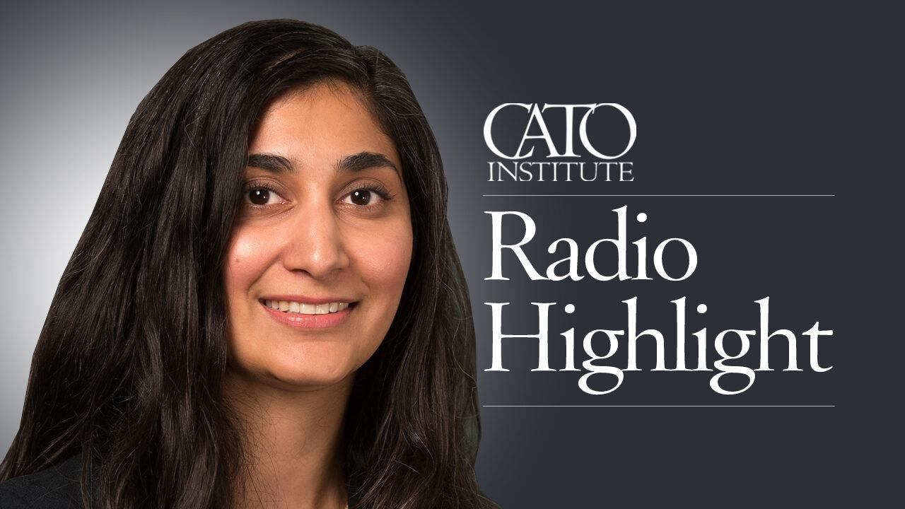 Inu Manak discusses steel and aluminum tariffs on NPR's Marketplace