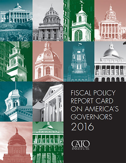 Fiscal Policy Report Card on America's Governors 2016