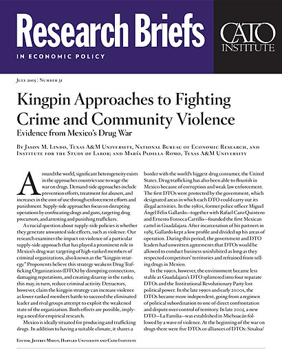 drug policy research papers