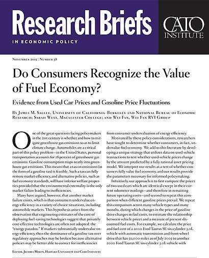 Research paper fuel efficient cars