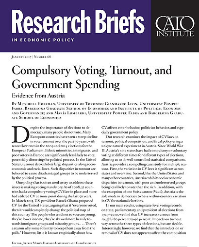 an argument in favor of the implementation of compulsory voting in america And then read the top 10 reasons voting should be mandatory while its implementation across latin america seems to arguments in favor of.
