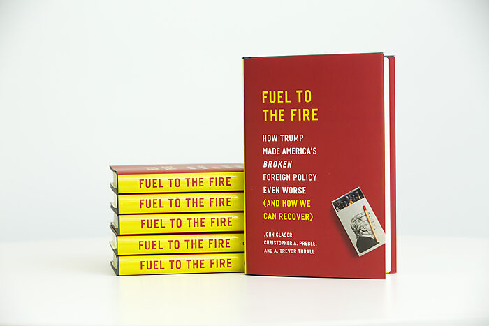 Fuel to the Fire Books