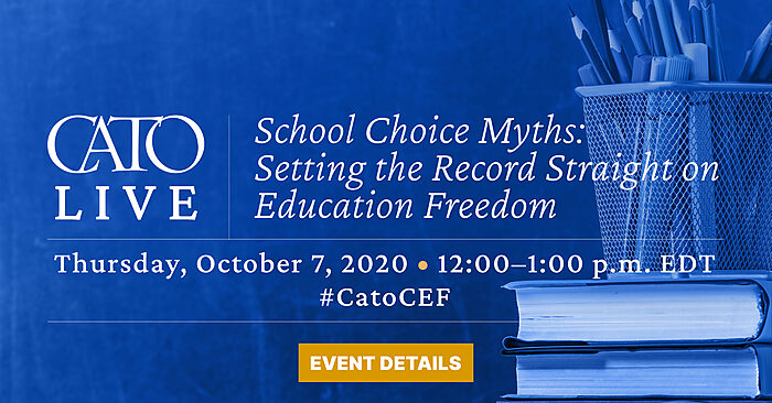 School Choice: Setting the Record Straight on Education Freedom