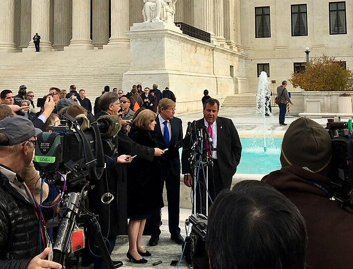 Christie at the Supreme Court