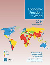 Economic Freedom of the World 2014