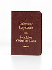 Cato Pocket Constitution cover image