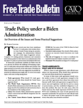 Free Trade Bulletin 76 - Cover