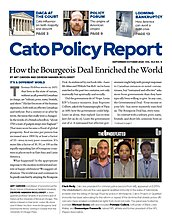 Caro Policy Report v42n5 Cover