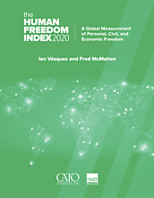 2020 Human Freedom Index - Cover