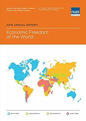Economic Freedom of the World - 2019 - Cover