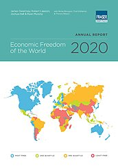 Economic Freedom of the World - 2020 - Cover