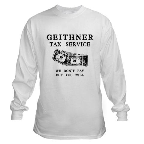 Geithner shirt