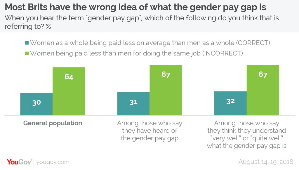 Gender pay gap survey