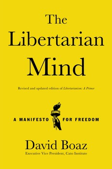 The Libertarian Mind cover